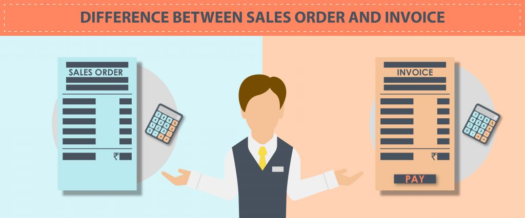 Difference Between Sales Order and Invoice | VARStreet Inc
