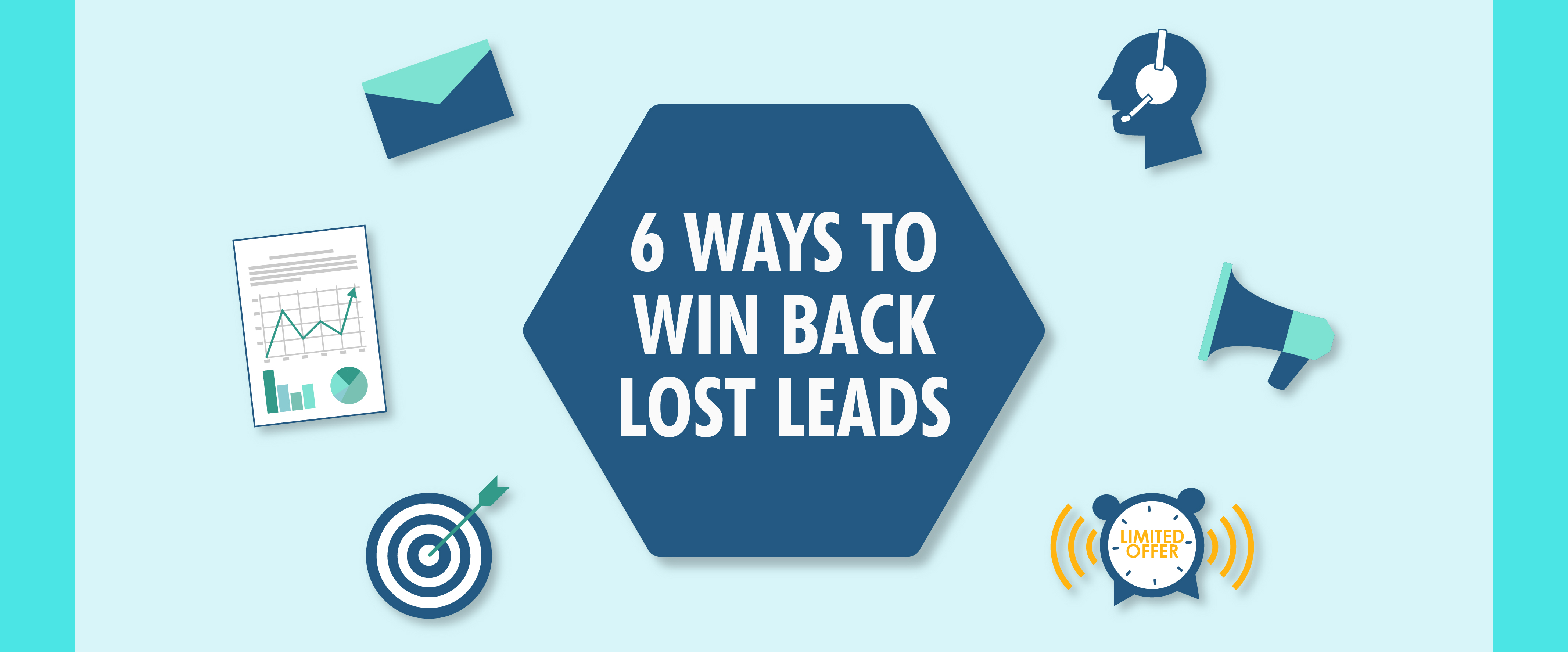 6Ways to Win Back Lost Leads