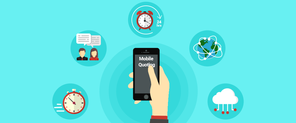 Mobile Quoting Apps: Solution to thrive your business