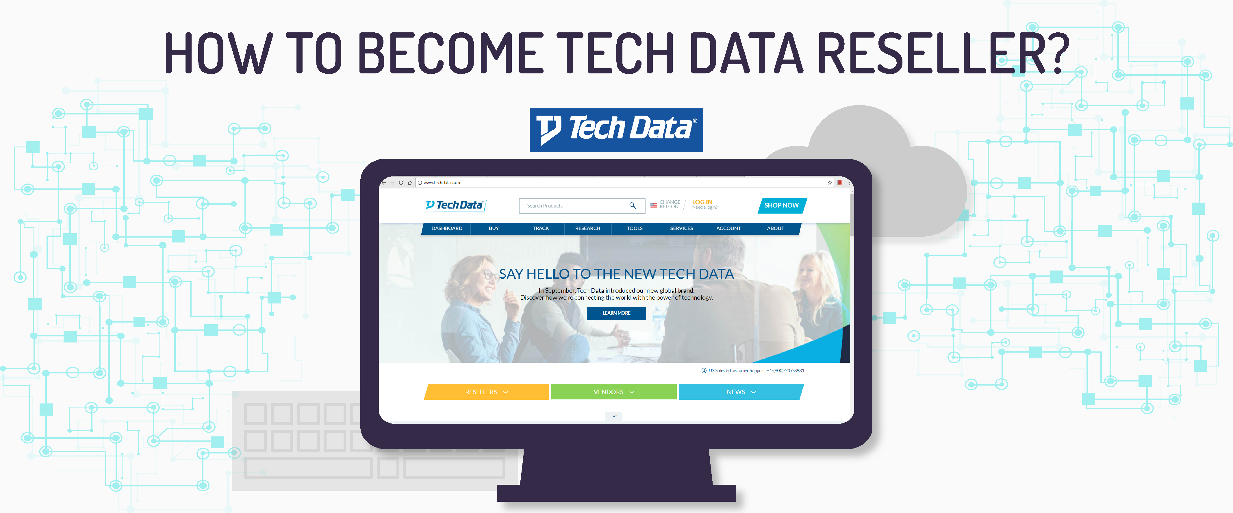 How to Become Tech Data Reseller