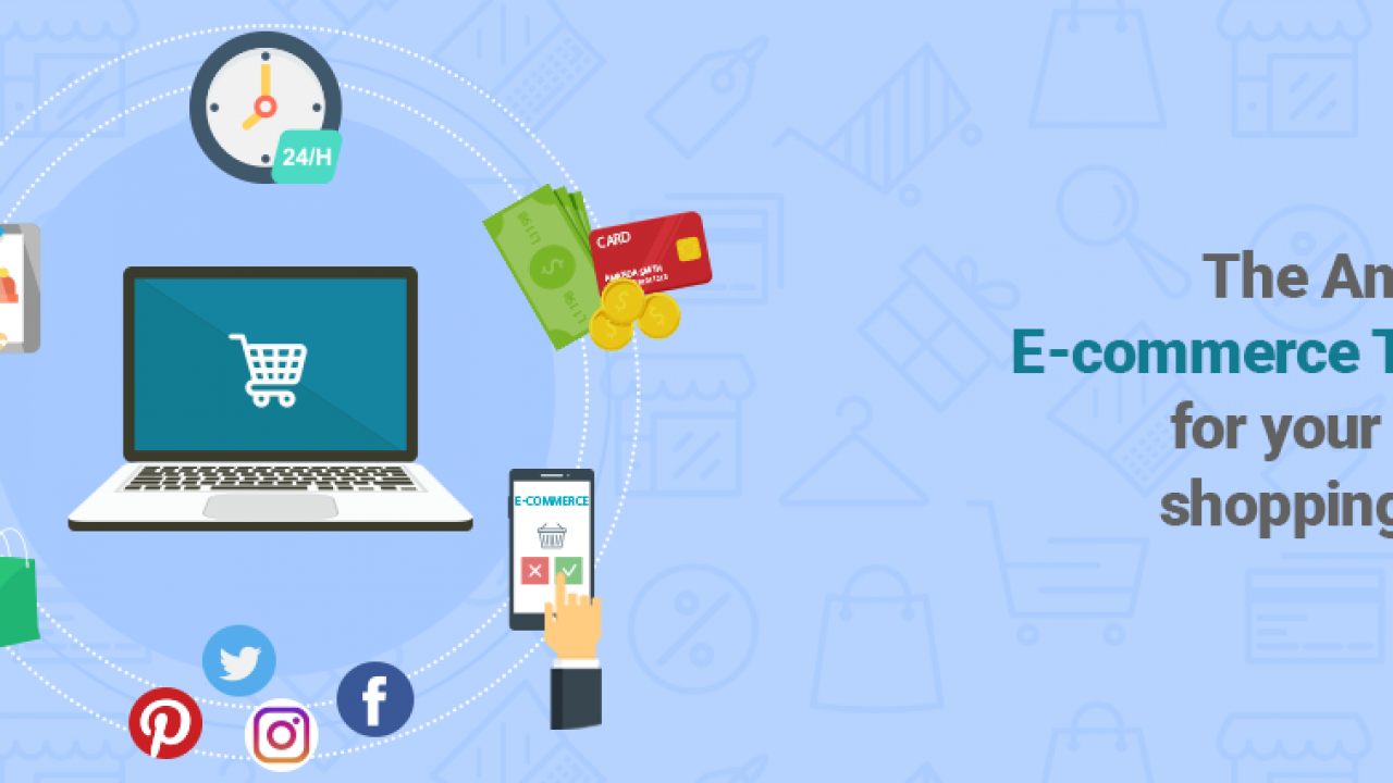 The Amazing E-commerce Trends for your online shopping store - VAR Sales  Management Blog: News, Tips & Many More By VARStreet